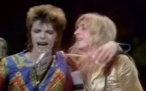 david bowie mick ronson starman top of the pops 1972
