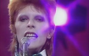 David Bowie Drive-In Saturday Russell Harty Show 1973