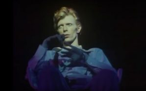 David Bowie performs Space Oddity live on the Diamond Dogs tour in 1974