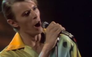 David Bowie live at Beat Club Musikladen in 1978