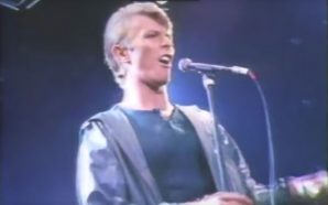 David Bowie live in Dallas 1978 on the Isolar II tour
