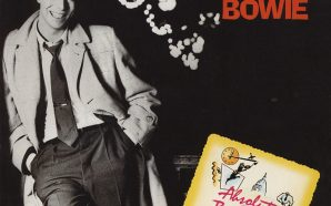 David Bowie Absolute Beginners 1986 single cover