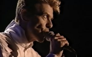 David Bowie Go Bang Festival Munich Earthling Tour 1997