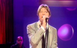 Friday Night with Ross and Bowie in 2002