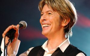 David Bowie live at Paris Olympia 2002