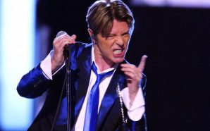 David Bowie live in Berlin Heathen Tour 2002