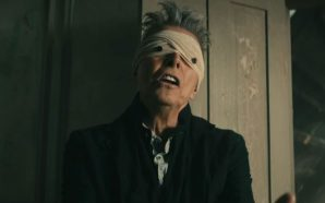 David Bowie – 'Lazarus' music video
