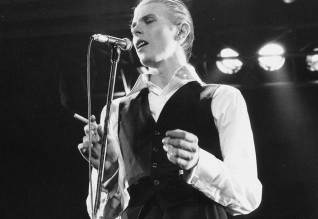 David Bowie Thin White Duke Isolar Tour 1976