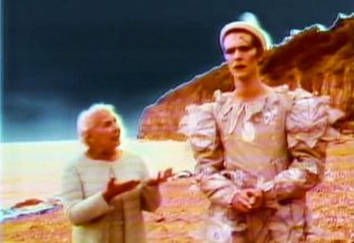David Bowie Ashes To Ashes video