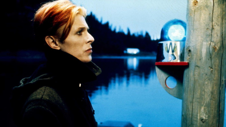 David Bowie The Man Who Fell To Earth - Still from the movie
