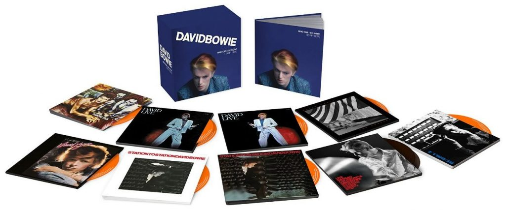 David Bowie Who Can I Be Now [1974 - 1976] CD box-set