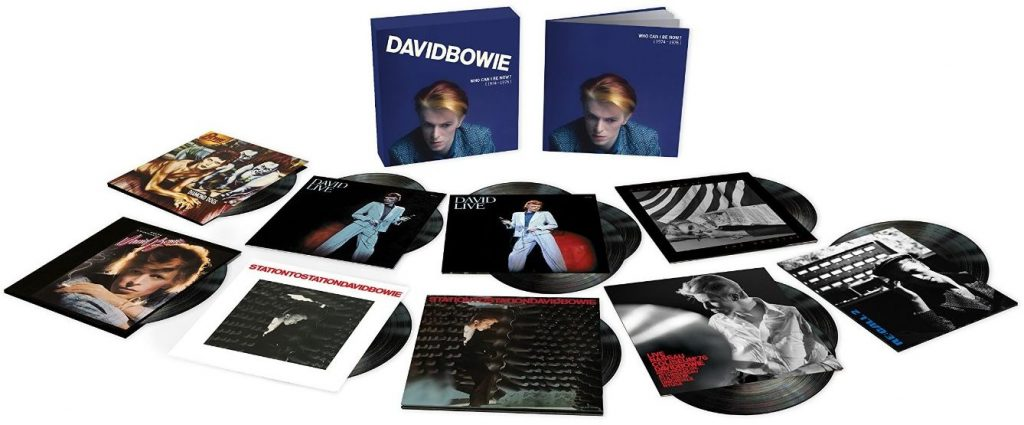 David Bowie Who Can I Be Now [1974 - 1976] vinyl box-set