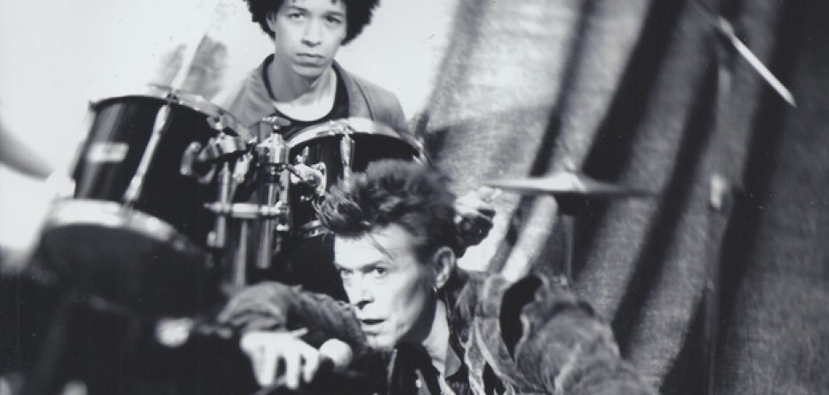 Zachary Alford drummer David Bowie