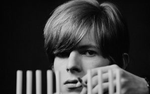David Bowie photographed by Gerald Fearnley in 1967