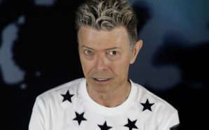 david bowie 2015 blackstar white t shirt