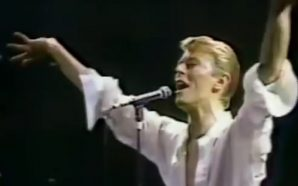 Nacho Video breathes new life into footage of David Bowie performing 'Station To Station' in Tokyo by mixing with audio from the album 'Stage'.