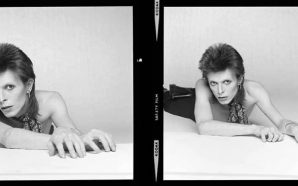 David Bowie photographed by Terry O'Neill