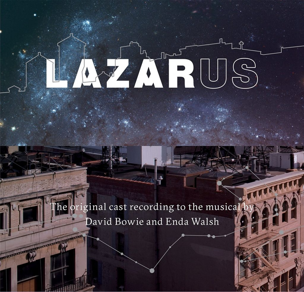 Lazarus (Original Cast Recording) album cover