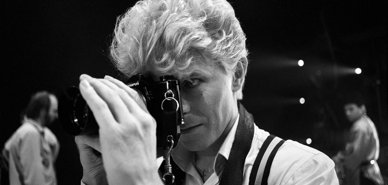 David Bowie photographed by Denis O'Regan in 1983 © Denis O'Regan