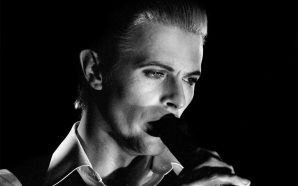David Bowie photographed by Stefan Almers
